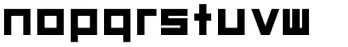 Poca Font LOWERCASE