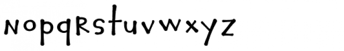 Pocket Px Bold Font LOWERCASE