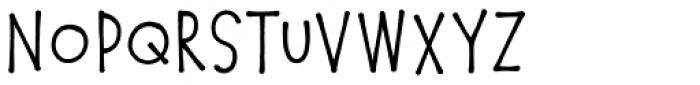 Pocket Px Font UPPERCASE