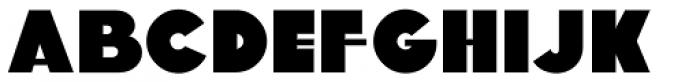 Pocomoke JNL Font UPPERCASE