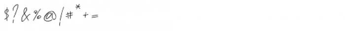 Pogba Regular Font OTHER CHARS