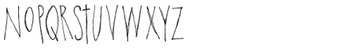Poison Ivy Font LOWERCASE