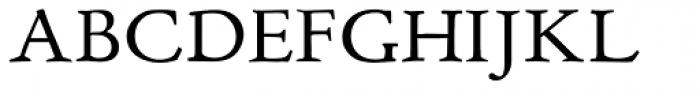 Poliphilus MT Regular Font UPPERCASE