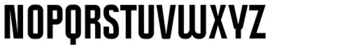 Politica ExtraBold Condensed Font UPPERCASE