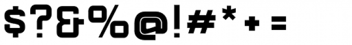 Politica ExtraBold Expanded Font OTHER CHARS