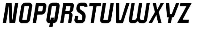 Politica ExtraBold Italic Font UPPERCASE