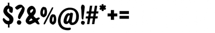 Polka SB Regular Font OTHER CHARS