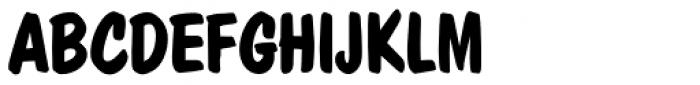 Polka SB Regular Font UPPERCASE
