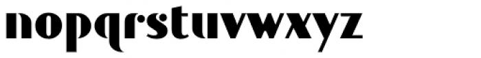 Polke Font LOWERCASE