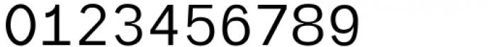 Polli Sans Mono Font OTHER CHARS
