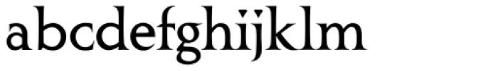 Poltrone Font LOWERCASE