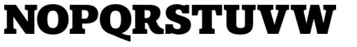 Polyphonic Bold Font UPPERCASE