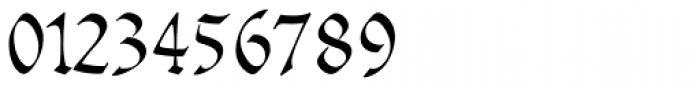 Pompeijana Roman Font OTHER CHARS