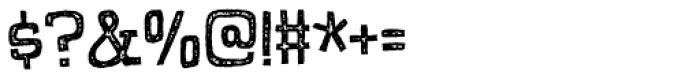 Pompelmus Crispy Font OTHER CHARS