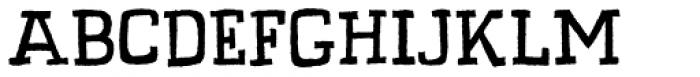 Pompelmus Nutritious Font UPPERCASE