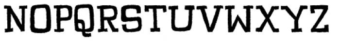 Pompelmus Nutritious Font LOWERCASE