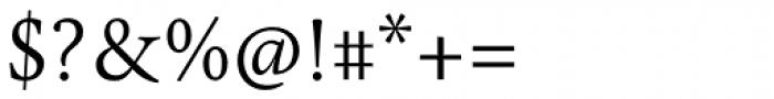 Pona Light Font OTHER CHARS