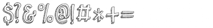 Pondicherry Font OTHER CHARS