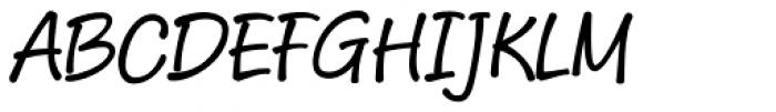 Pony Tale Pro Font UPPERCASE