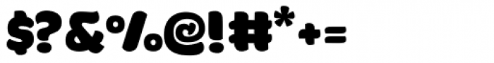 Pony Font OTHER CHARS