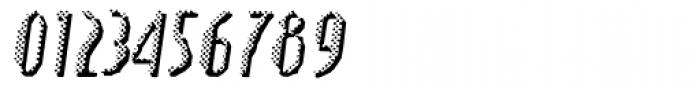 Poorsport Oblique Font OTHER CHARS
