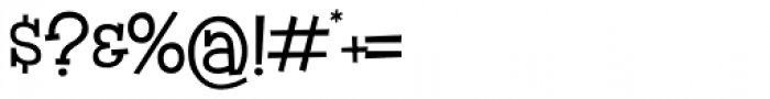 Poppin Regular Font OTHER CHARS