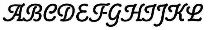 Poppl College Two BQ Medium Font UPPERCASE