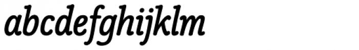 Poppl College Two BQ Medium Font LOWERCASE