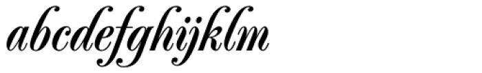 Poppl Exquisit BQ Medium Font LOWERCASE