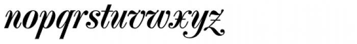 Poppl Exquisit Pro Medium Font LOWERCASE