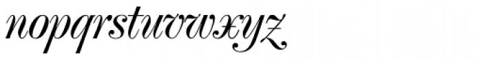 Poppl Exquisit Pro Regular Font LOWERCASE
