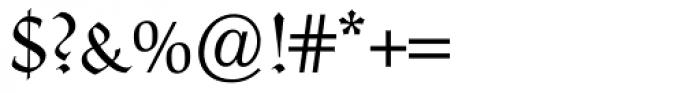 Poppl Fraktur BQ Font OTHER CHARS