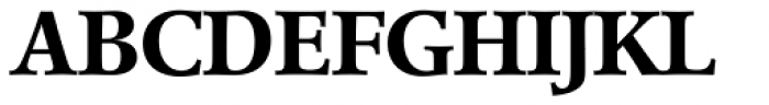 Poppl Pontifex Pro Medium Font UPPERCASE