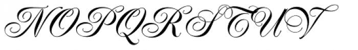 Poppl-Residenz BQ Light Font UPPERCASE