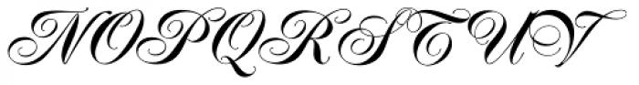 Poppl-Residenz BQ Regular Font UPPERCASE