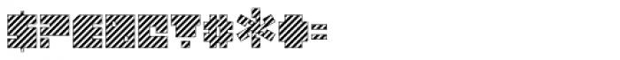 Porker Grey Font OTHER CHARS