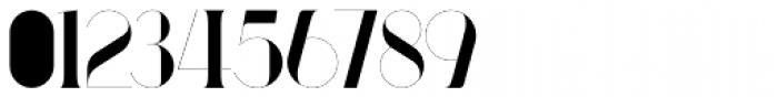 Port Vintage Regular Font OTHER CHARS