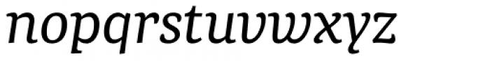 Portada Italic Font LOWERCASE