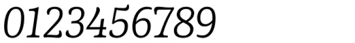 Portada Light Italic Font OTHER CHARS