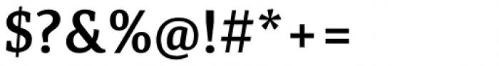 Portada Semi Bold Font OTHER CHARS