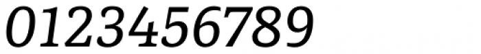 Portada Text Italic Font OTHER CHARS