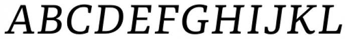 Portada Text Italic Font UPPERCASE