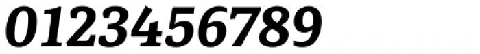 Portada Text Semi Bold Italic Font OTHER CHARS