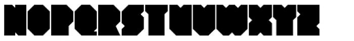 Portal Black Font LOWERCASE