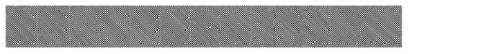 Portal Strips Font UPPERCASE