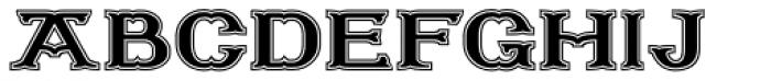 Portello Font UPPERCASE