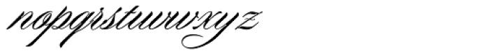Portfolio Font LOWERCASE