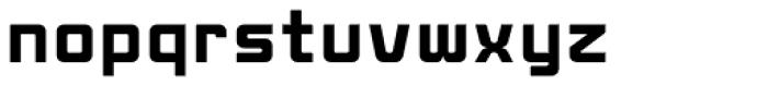 Portik Bold Font LOWERCASE
