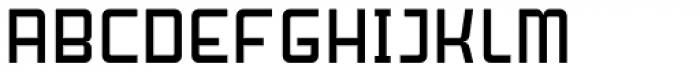 Portik Regular Font UPPERCASE