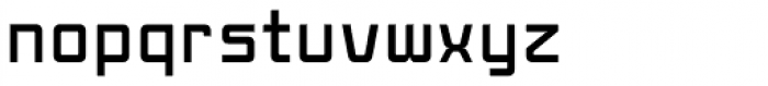 Portik Regular Font LOWERCASE